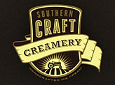 Southern Craft Creamery branding concept