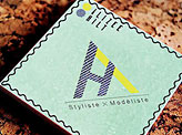 Alizee Hilt Business Card