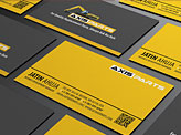 Axisparts Business Card