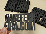 Gabe Ferreira Business Card