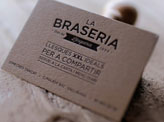 La Braseria Business Card