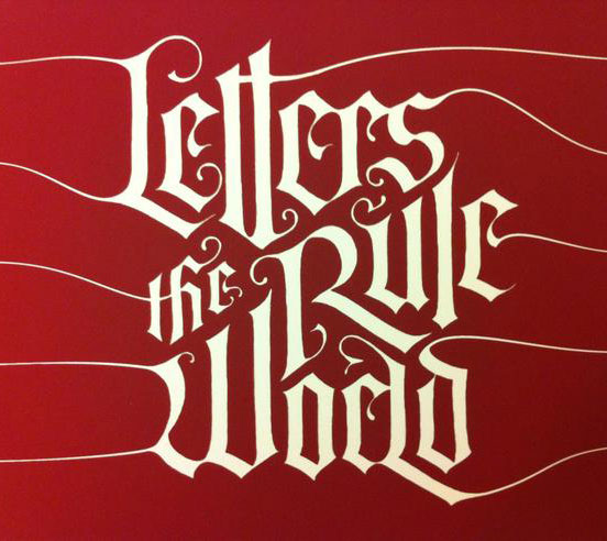 Letters Rule the World