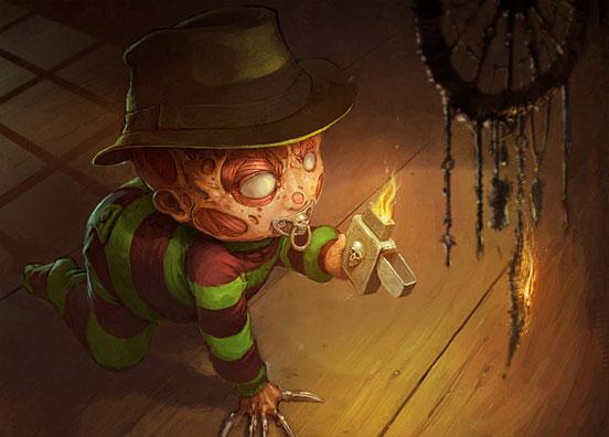 Little Freddy