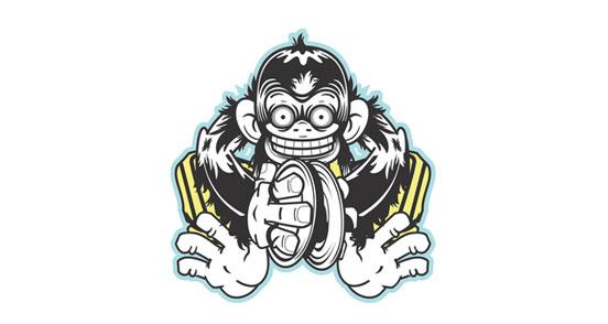 Mad Cymbal Monkey