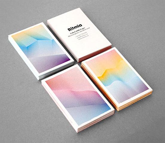 Ritmia Business Card