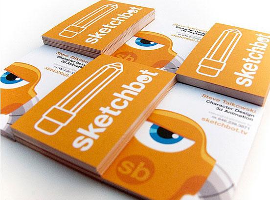 Sketchbot Biz Card