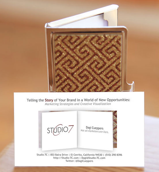 Studio 7C Business Card