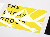 The Lucas Group Business Card