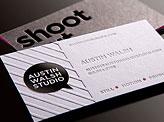Austin Walsh Studio Business Card