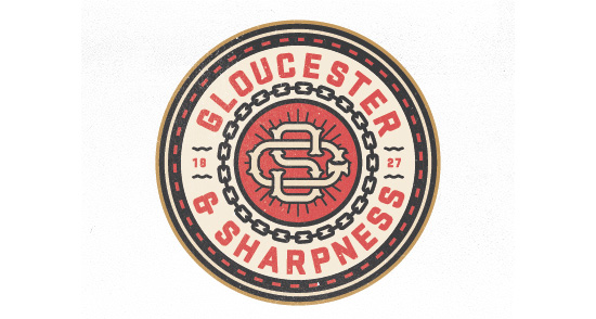 Gloucester & Sharpness Badge