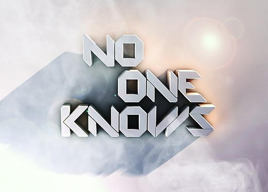 No One Knovis