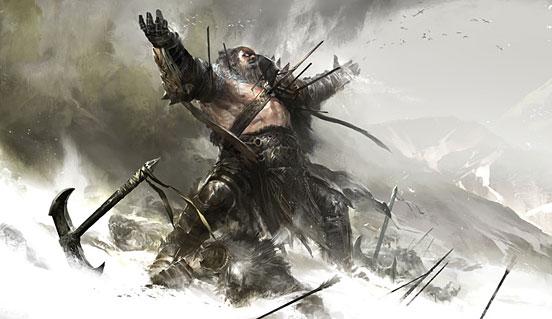 Norn Battle