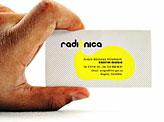 Radionica Business Card