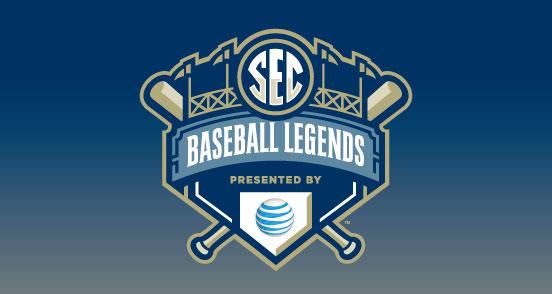 SEC Baseball Legends