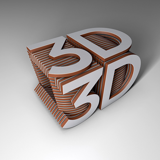 3D Stack