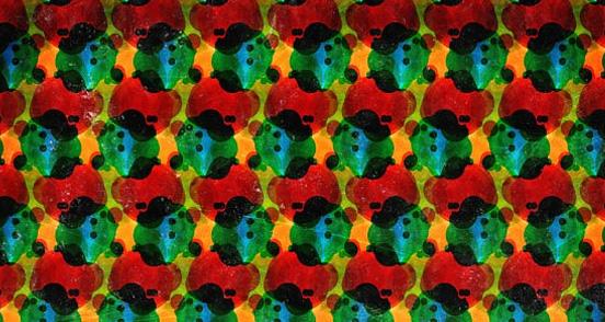 Colourful Watercolou