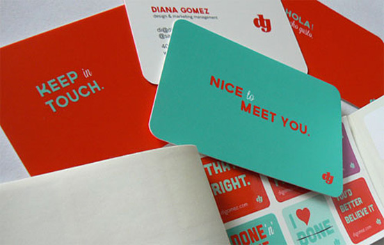 Diana Gomez Business Card