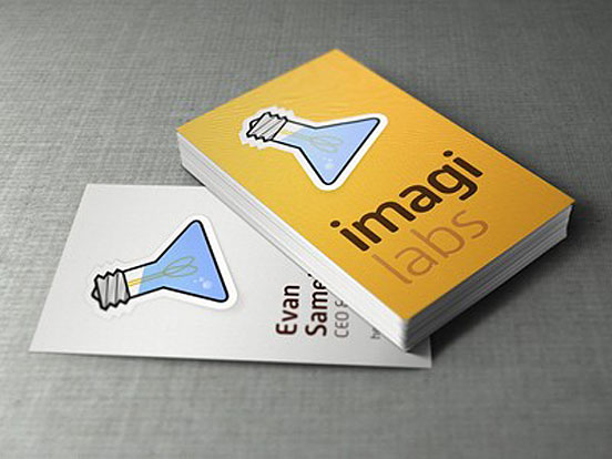 Imagi Labs Business Cards