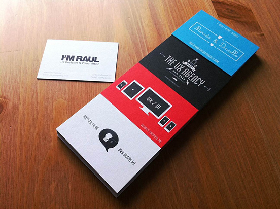 Raul Business Card