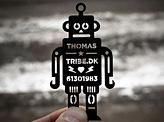 Robot Business Card