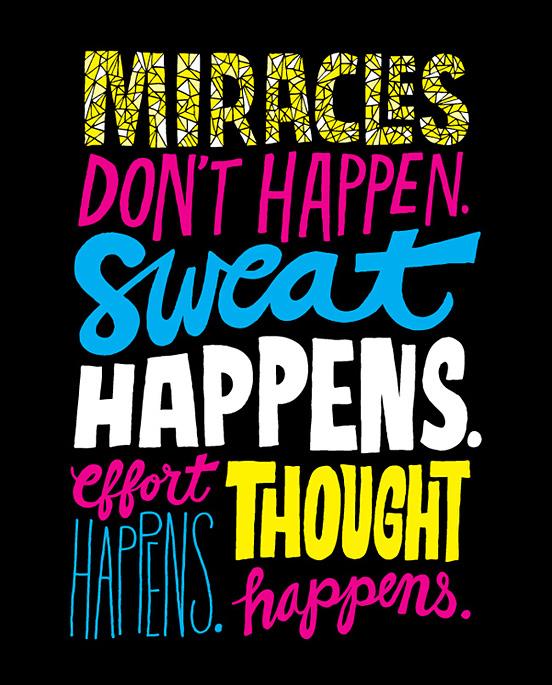 Sweat Happens