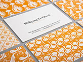 The Luxe Project by MOO Business Card