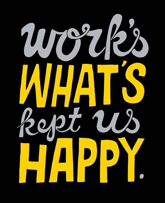 What's Kept Us Happy