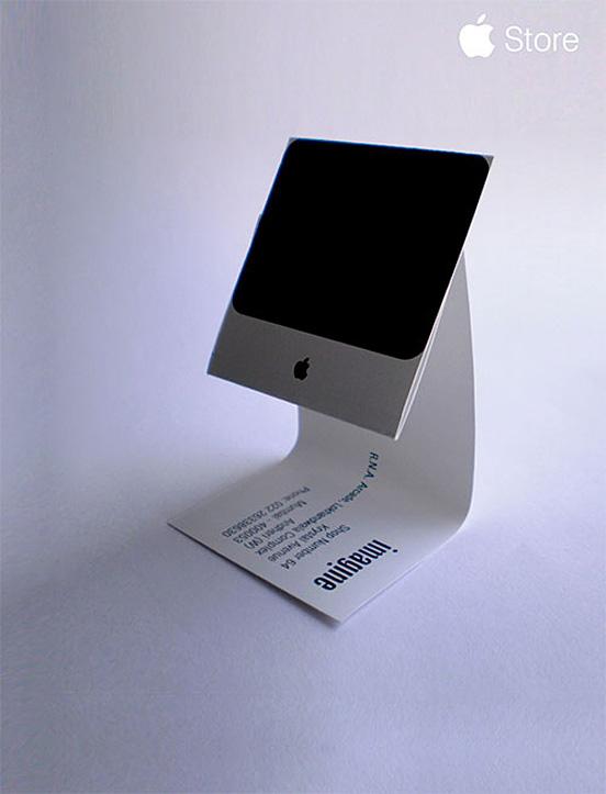 Apple Imac Business Card