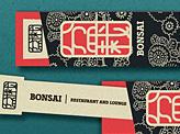 Chopstick Business Cards