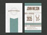 John Wilson Business Cards