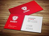 OSecurity Business cards