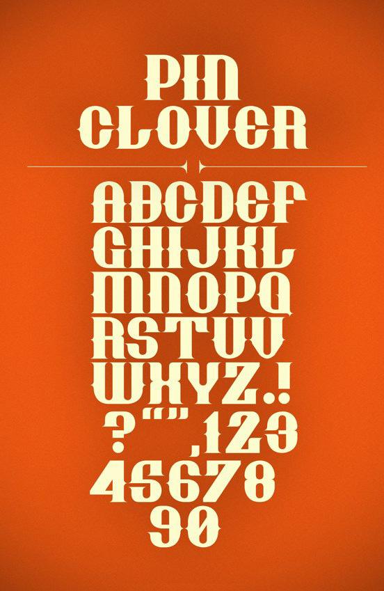 Pin Clover