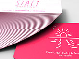 Staci Photography Simplicity Business Card