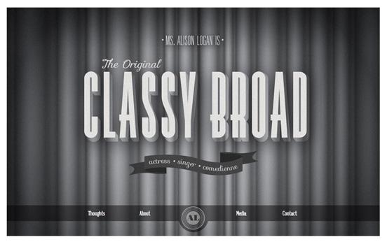 The Original Classy Broad