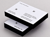 Two Times Elliott Business Card