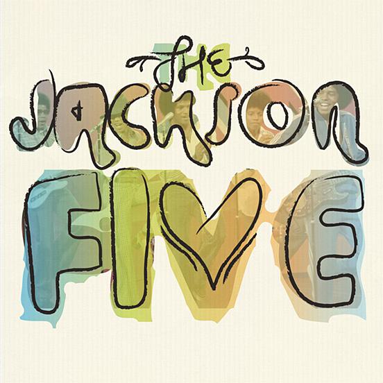 Jackson 5 Album Artwork Concept
