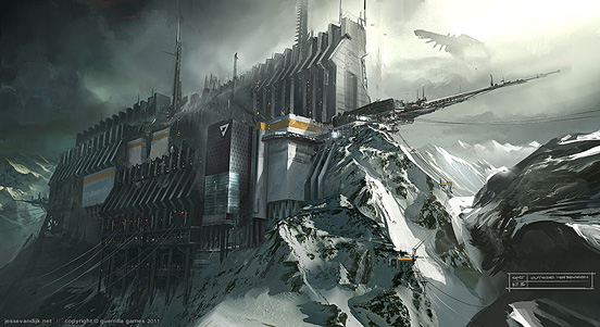 Killzone 3 Stahl Arms