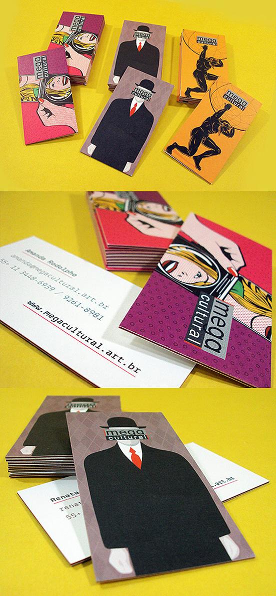 MegaCultural Design Cards