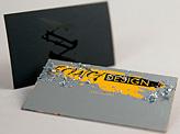 Scratch Design Business Card
