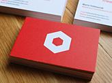 The Freelance Box Business Card