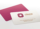 Cinese Business Card