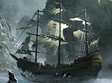 Ghost ship approaching