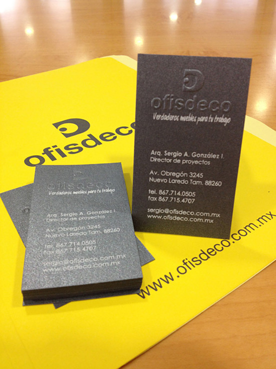 Ofisdeco Business Card