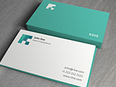 R3ve Business Card