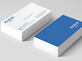 Radar Equities Business Cards