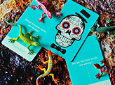 Skull Hat Business Card