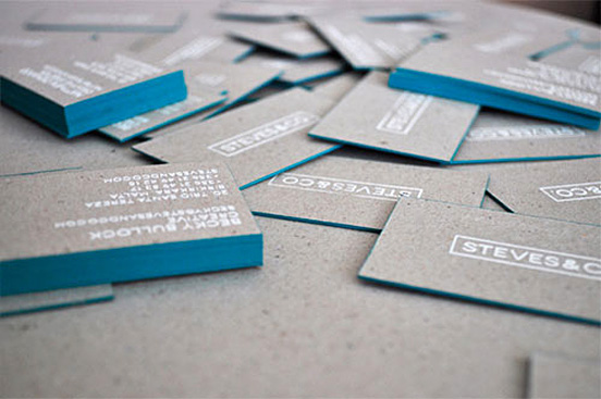 Steves&Co. Business Card