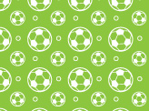 Green Soccer Ball