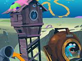 Spongebob Minigolf