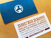 Brues Bros Cards